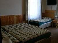 Pokoj č. 1, nové postele i TV