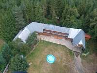 Chata Horní Libochová - ubytování Horní Libochová