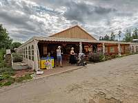 Central kemp - ubytování Zvole nad Pernštejnem