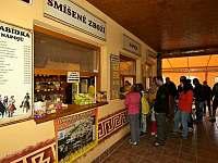 Central kemp - letní bufet - k pronájmu Zvole nad Pernštejnem