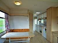 Kuchyňka - kemp k pronajmutí Zvole nad Pernštejnem