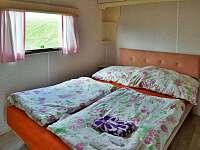 ložnice - kemp ubytování Zvole nad Pernštejnem