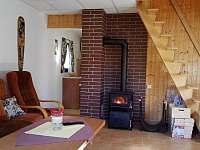 obývací místnost - Skála u Havlíčkova Brodu