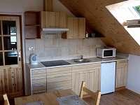 Půda č. 2 - kuchyň - Dobrá Voda