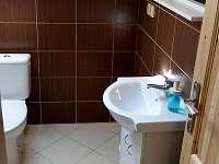 Půda č. 2 - samostatné WC