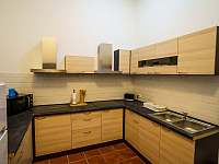 Společná kuchyň - ubytování Bílek