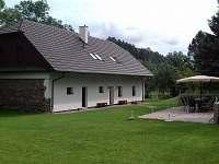 Chalupa Telecí - ubytování Telecí u Poličky