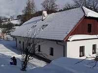 ubytování Skiareál Bystré Chalupa k pronajmutí - Telecí u Poličky