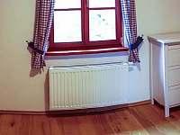 Ložnice 1 panoramatický pohled - Telecí u Poličky