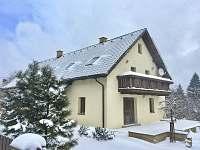 ubytování Skiareál Hodonín u Kunštátu na chalupě k pronajmutí - Písečné