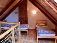 Podkrovní ložnice U Orla