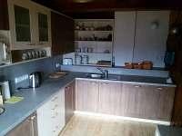 Roubenka U Jakuba- kuchyň