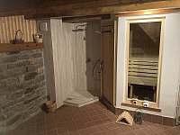 Sauna - Křižánky
