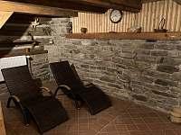 Sauna- odpočívárna - Křižánky