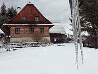 Zima - Křižánky