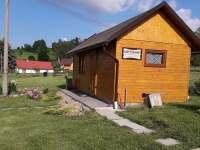 domek s výčepem - Hluboká u Krucemburku