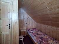pokoj 3 - srub k pronajmutí Hluboká u Krucemburku