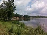 restaurace u rybníku Řeka - Hluboká u Krucemburku