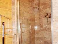 sprchový kout - Hluboká u Krucemburku