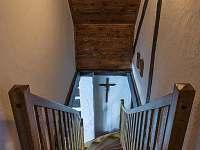 Masivní schodiště - Rváčov