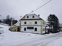 Chalupa ubytování v obci Strachujov