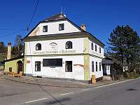ubytování Sjezdovka Sedliště Chalupa k pronájmu - Borovnice u Jimramova