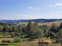 Lucký vrch - Borovnice u Jimramova
