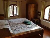 pokojík č.2 - chalupa ubytování Borovnice u Jimramova