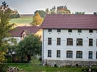 Bezděkovský mlýn Rohozná - apartmán k pronájmu