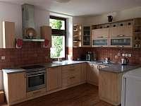 kuchyně - apartmán k pronájmu Rohozná
