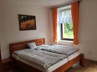 ložnice 5 lůžek - apartmán k pronájmu Rohozná
