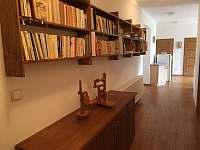 společenská místnost - apartmán ubytování Rohozná