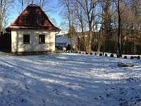 Chata k pronajmutí - zimní dovolená České Milovy
