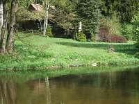 Chata k pronájmu - dovolená Koupaliště Bystřice nad Perštejnem rekreace Unčín