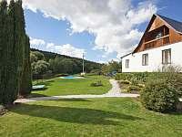 Pronájem chaty v Lubnici
