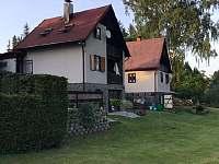 Chaty a chalupy Černý rybník na chatě k pronájmu - Částkovice