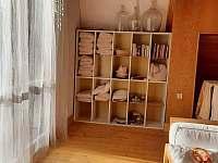 Společenská místnost- Sál věčného bytí - chata k pronájmu Kralice nad Oslavou - Velké Pole