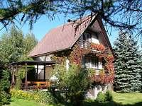 Chata k pronájmu - okolí Hluboké u Krucemburku