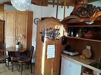 Kuchyňka - apartmán k pronájmu Třebíč