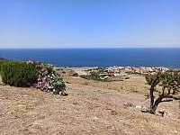 Sardinie apartmán  ubytování