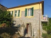 Toskánsko rodinný dům  ubytování