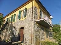 Levné ubytování v zahraničí Rekreační dům na horách - Toskánsko