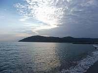 Vecer u more Marina di Carrara - Toskánsko
