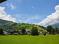 Rakousko - Kaprun s přírodním koupáním i koupalištěm  ubytování