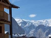 Další výhledy - pronájem apartmánu Rakousko