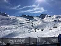 ledovec Kitzsteinhorn - apartmán k pronájmu Rakousko
