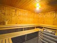 Sauna - apartmán ubytování Rakousko