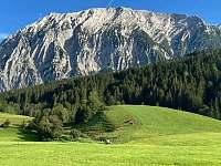Tauplitz - apartmán k pronájmu Rakouské Alpy