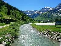 údolí Gastein - pronájem apartmánu Bad Gastein - Rakousko