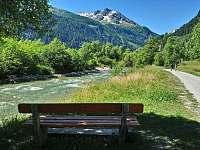 údolí Gastein - apartmán k pronájmu Bad Gastein - Rakousko